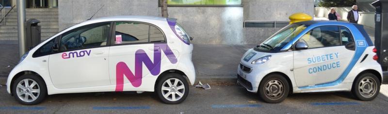 emov-CAR sharing