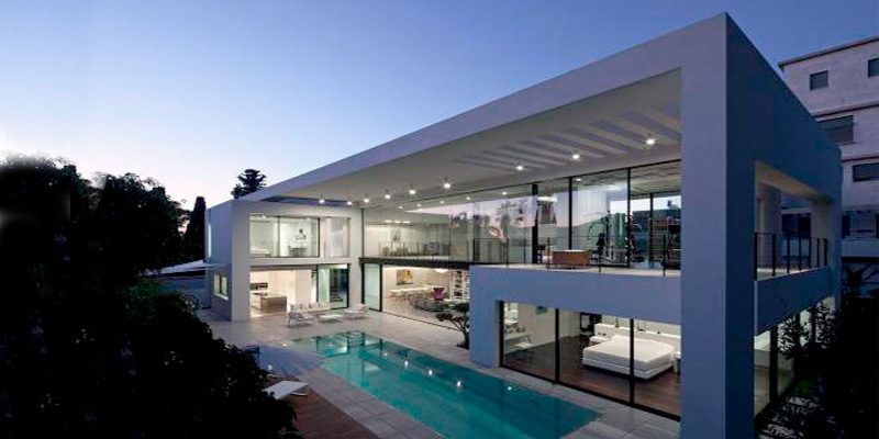 Aires de la Bauhaus: Casa Haifa