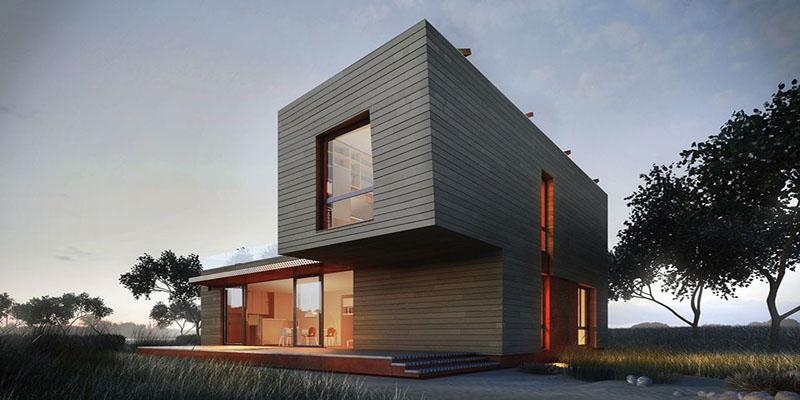 casa prefabricada