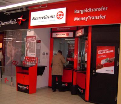 Cajeros de MoneyGram