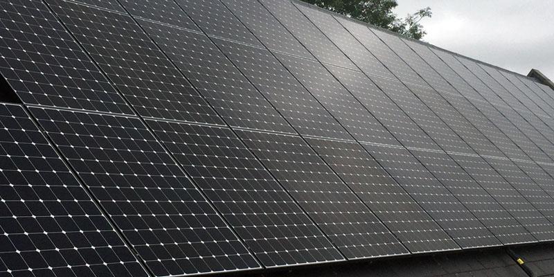 Suntech producción masiva de CELDAS SOLARES