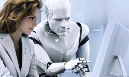 Robots vs Humanos, frente a la robotización