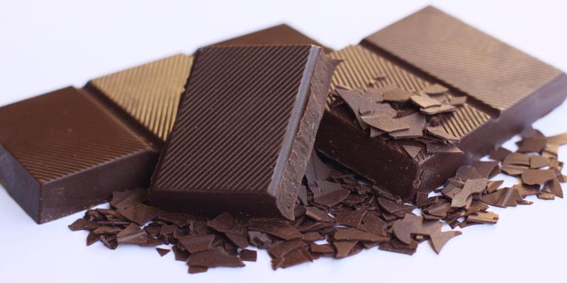 cocinando con chocolate