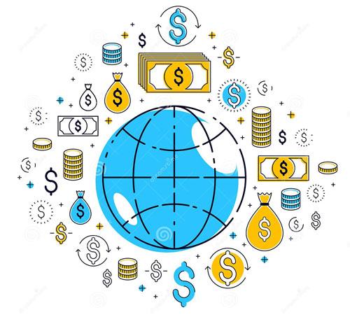 concepto de la economia global