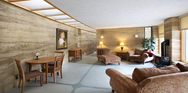 sala de estar contemporanea