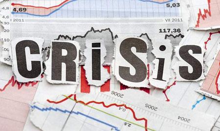 La crisis en gráficos