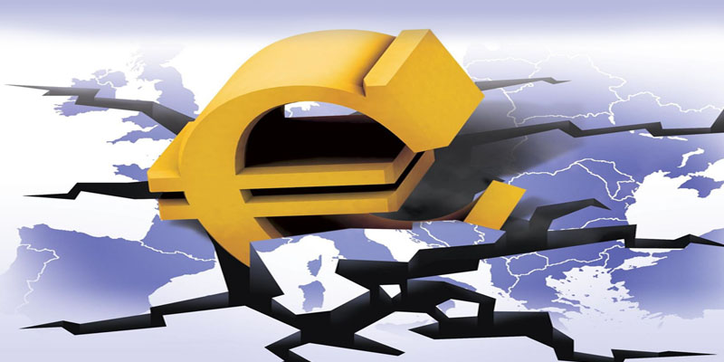 El descarrilamiento del Euro en cámara lenta