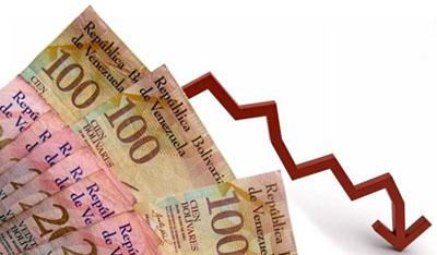 devaluación economia venezuela