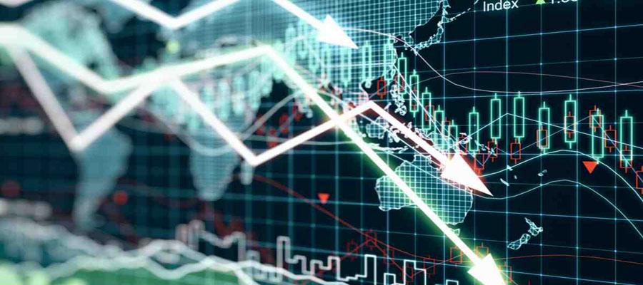 Indicadores a la baja en la economía mundial