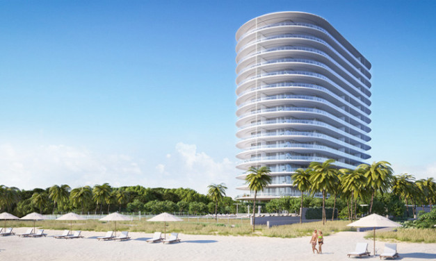 Eighty Seven Park residences