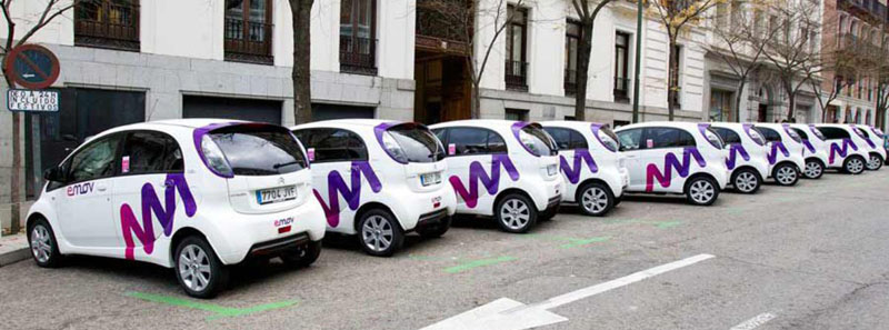 emov-FLOTA CAR sharing
