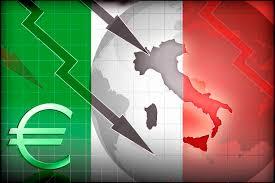 Crisis del euro en Italia