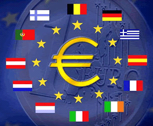 Paises de la eurozona