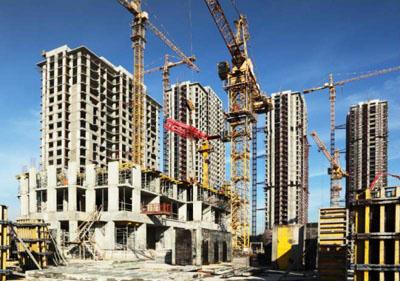 Expansión de la construccion.