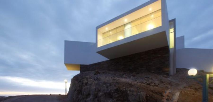 Casa de playa Las Palomas en Perú