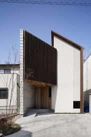 Fachada de casa japonesa