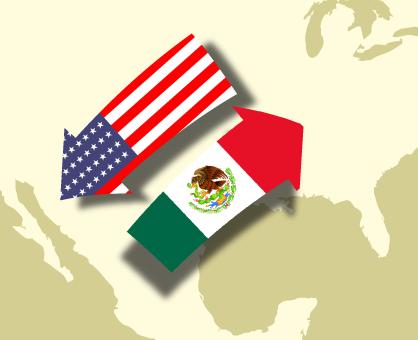 Mexico - Estados unidos