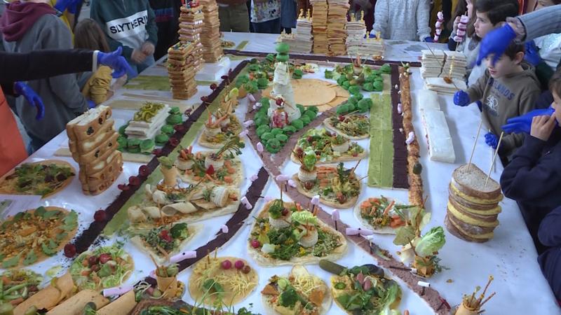 Gastrofestival convierte a madrid en la capital de la gastronomia.