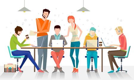 Como extensión del coworking aparece un nuevo fenómeno residencial: elcoliving.