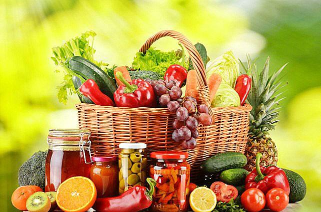 verduras y frutas para buena alimentacion