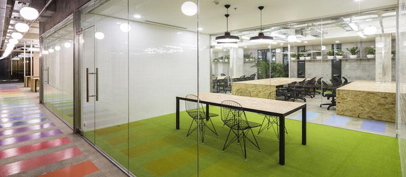 oficinas verdes