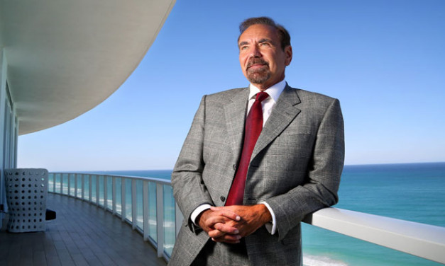 Jorge Pérez habla sobre la economía de Miami