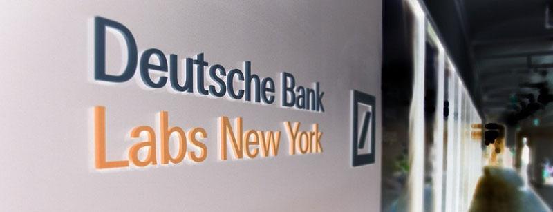 Deusche Bank, labs New York