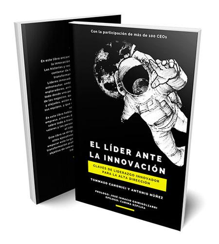 Libro El lider ante la innovación.