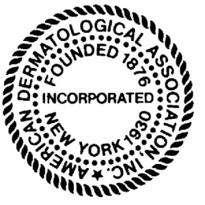Logo American Dermatological Association