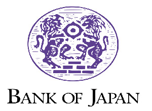 Logo Banco Central de Japon