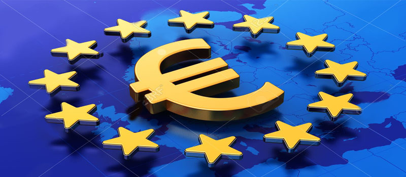 European Union financial concept