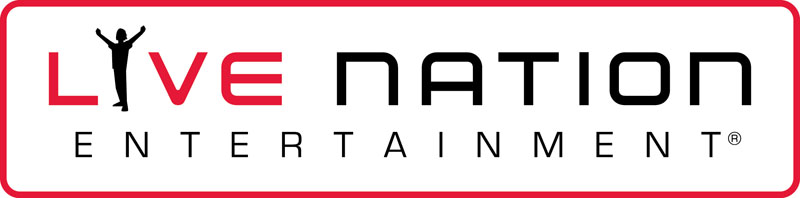 Logo Live Nation Entertainment