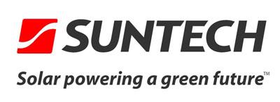 Logo Suntech solar panels