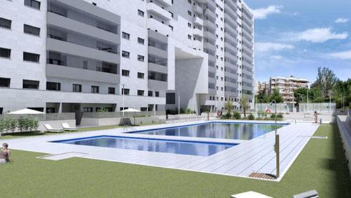 los fondos oportunistas arrancan la construccion de 10.000 viviendas en Espana