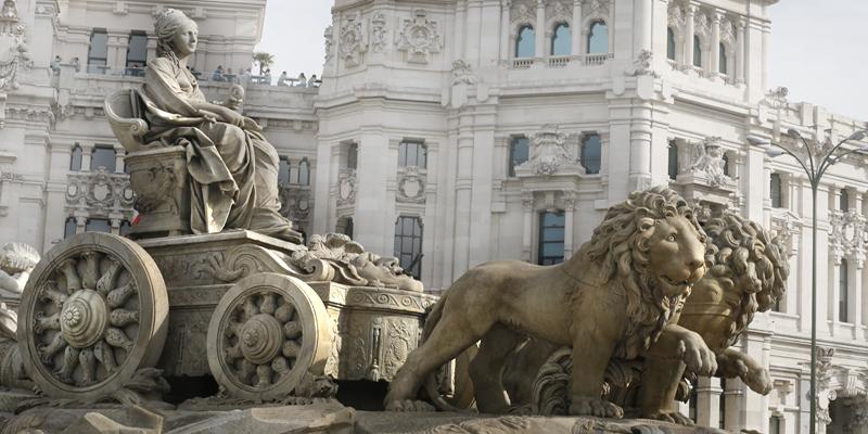 Madrid:  Arte e Historia