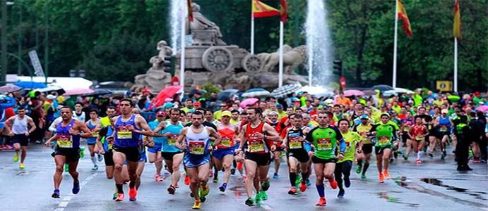 Madrid Maraton 2018, previa-apertura.