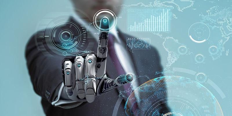 mano cyber-robotica