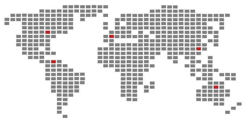 Países en transición, no detener la marcha