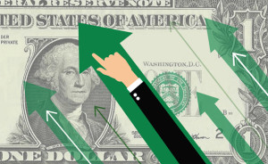 The incredible mighty dollar - Dollar strenght on forex markets