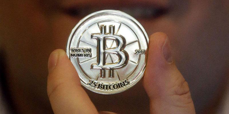Moneda de 25 Bitcoin