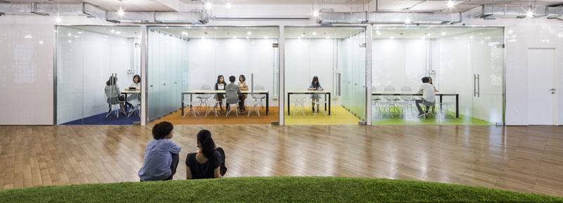 oficinas verde