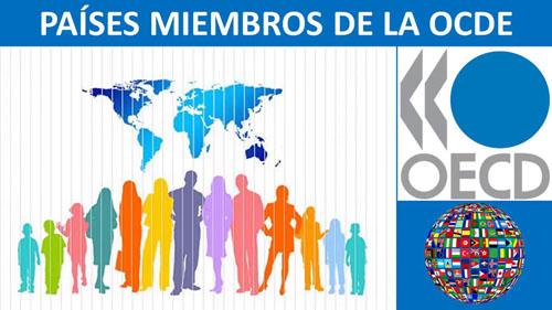 paises miembros OCDE
