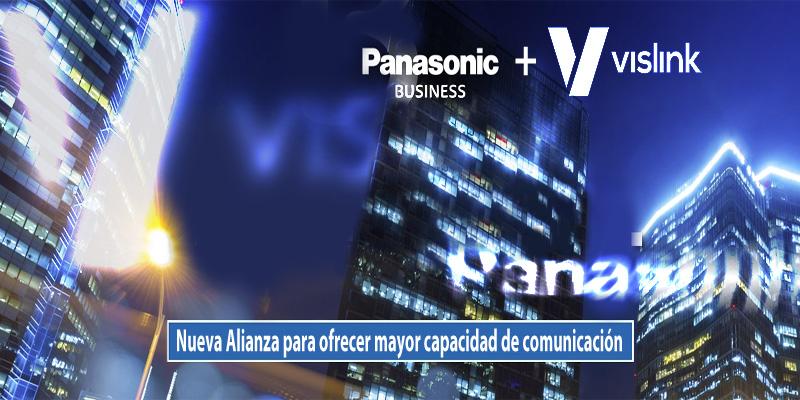 Nueva alianza Vislink-Panasonic