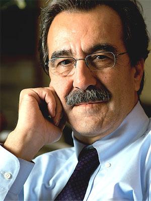 El panelista Emilio Ontiveros