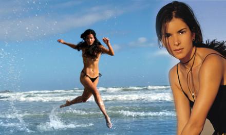 Patricia Velázquez, modelo y actriz
