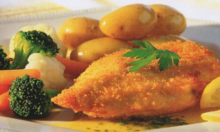 Delicioso Pollo a la Kiev