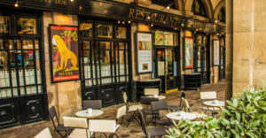 Restaurant Cortes.