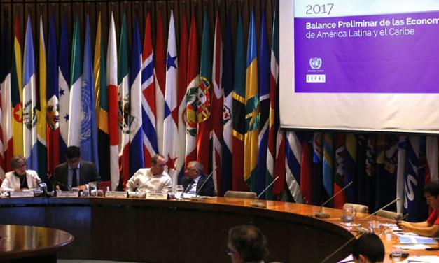 CEPAL, proyección económica de América Latina y el Caribe