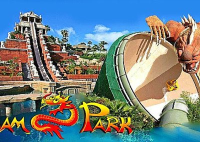 Siam Park promo comp