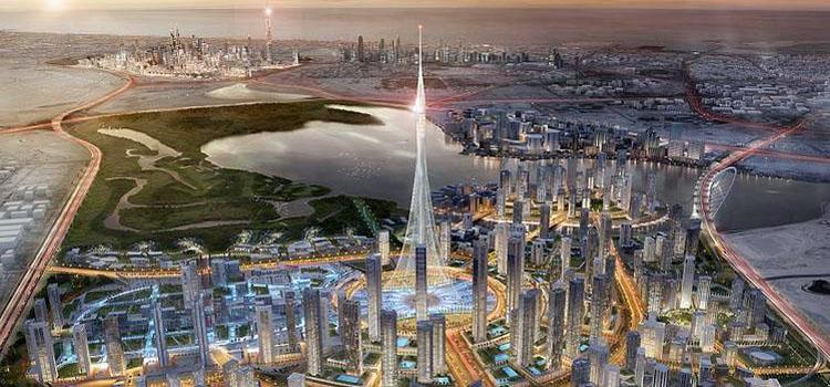 Dubai Creek Harbour